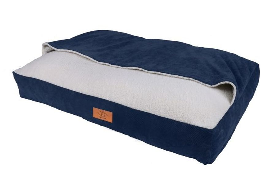 Hondenkussen Snuggle Bed Cody Denim Blauw