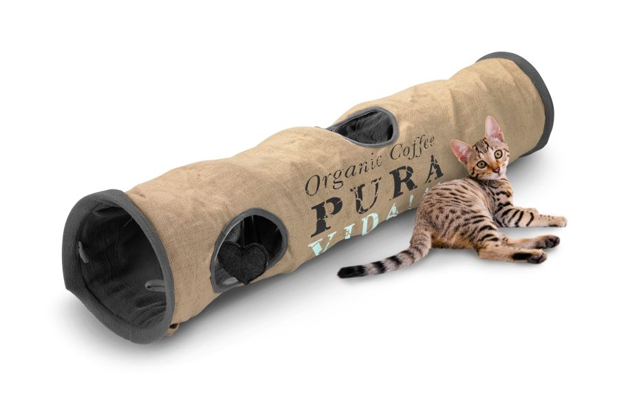 Home Collection Cat Tunnel Pura Vida Jute