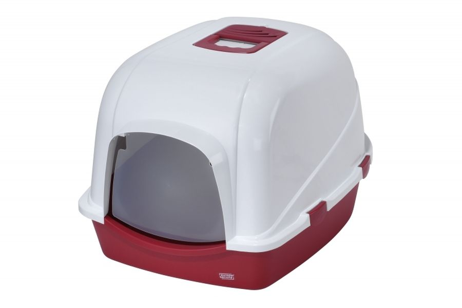 Cat house eclipse 70 - Rood