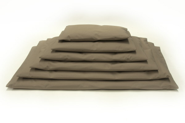 Comfort benchkussen all-weather khaki