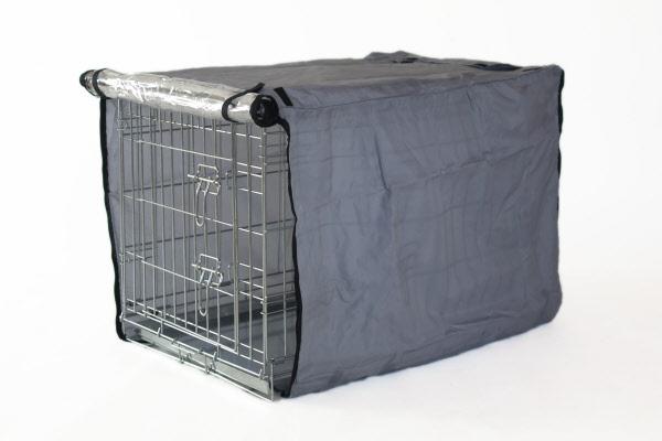 Hoes voor hondenbench for Www comfort kussen nl