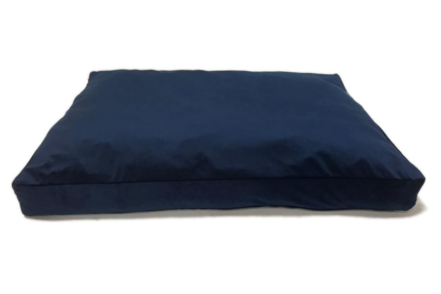Hondenkussen Royal Velvet Deep Navy