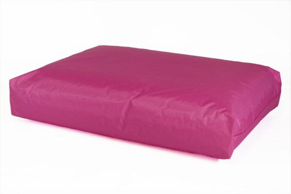 Comfort kussen hondenkussen nylon roze for Www comfort kussen nl