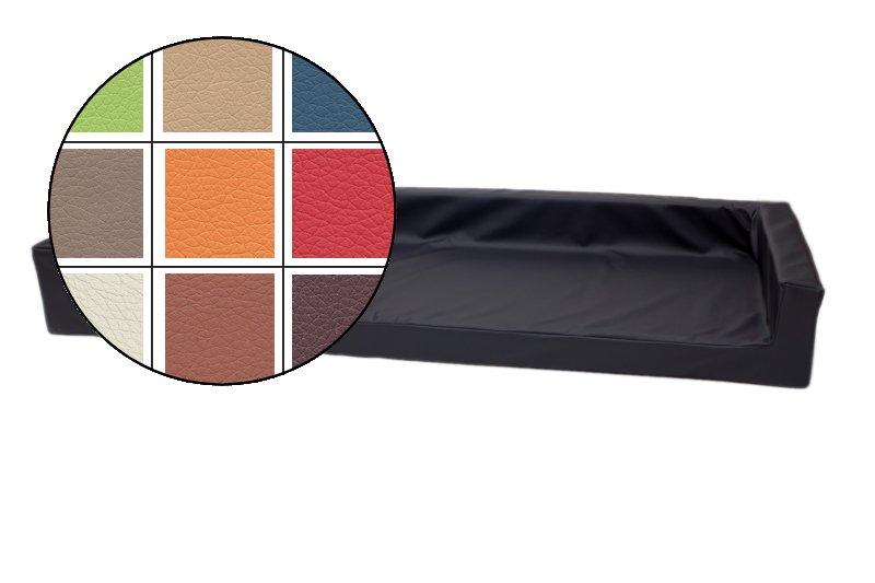 comfort kussen love seat leatherlook On www comfort kussen nl