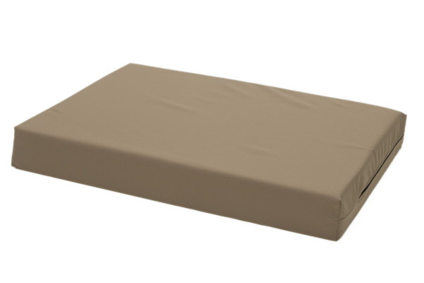 Losse hoes hondenbed/matras All-weather khaki