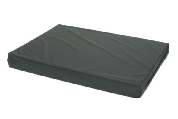 Comfort kussen losse hoes hondenbed matras nylon antraciet for Www comfort kussen nl