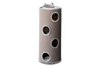Krabpaal Trend Catdome Extreme 120cm Grijs