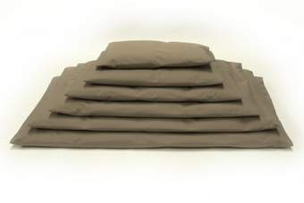 Losse hoes voor Comfort benchkussen all-weather khaki