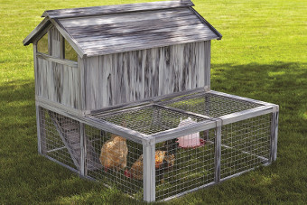 Hen Haven Chicken Coop